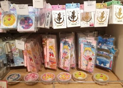 Maquillage Sailor Moon