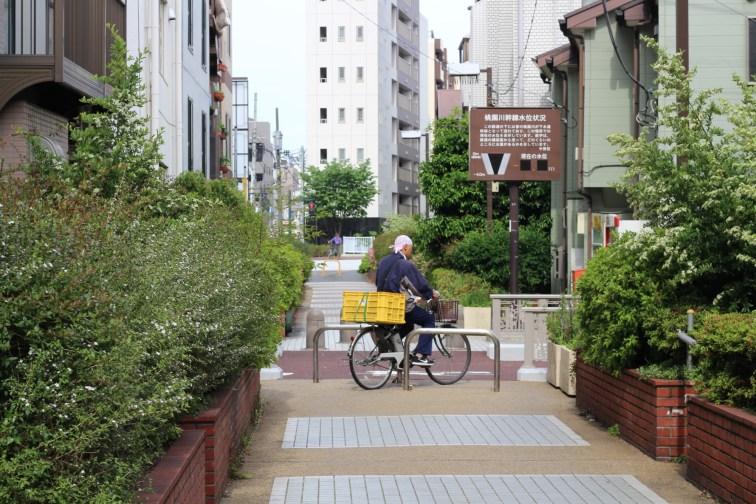 De Takadanobaba à Koenji à vélo (12)
