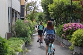 De Takadanobaba à Koenji à vélo (16)
