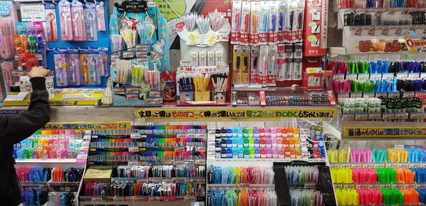 Encore des stylos