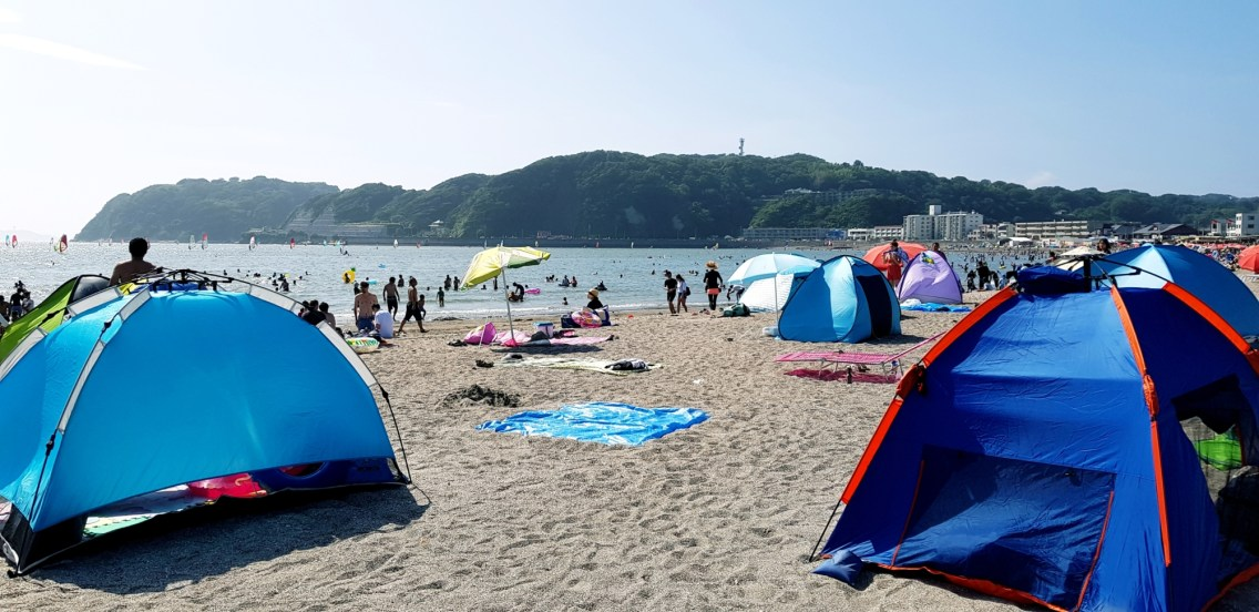 Zushi beach 18