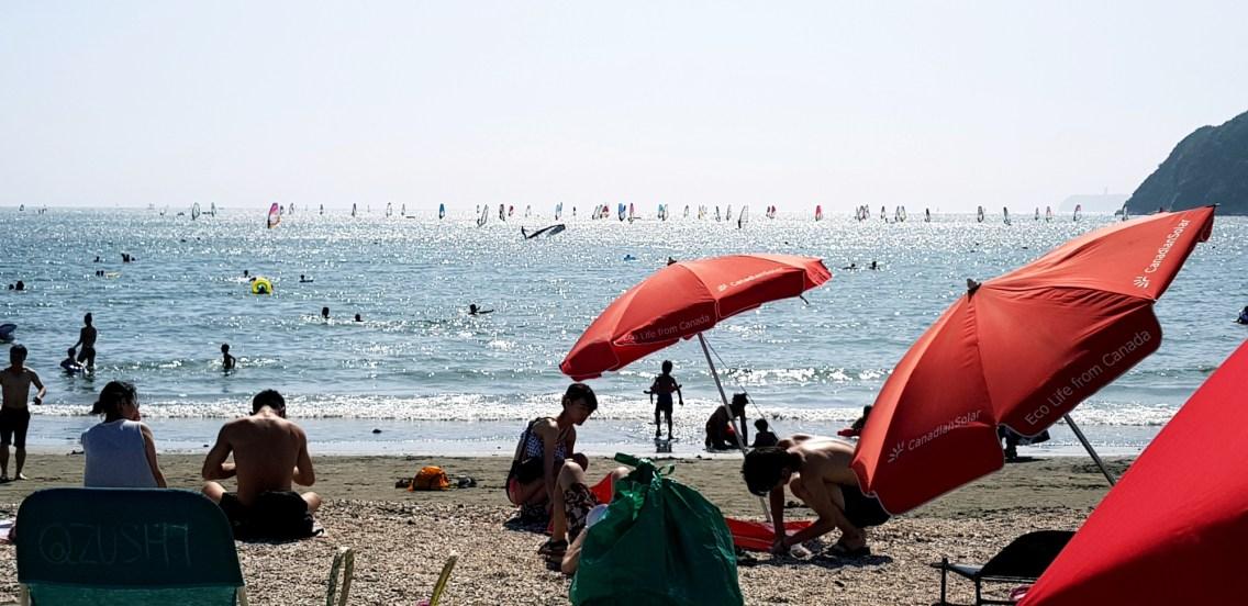 Zushi beach 11