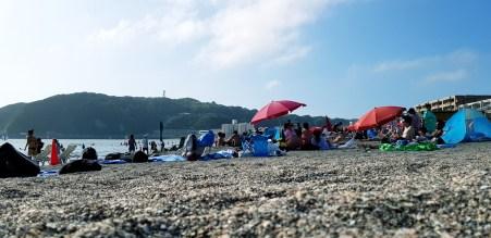 Zushi beach 5