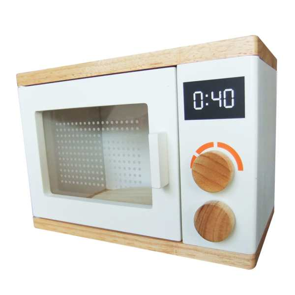 Wooden Microwave 2