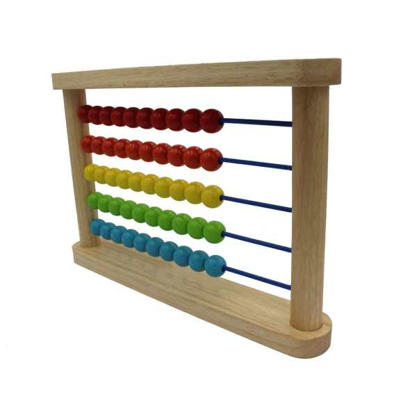 5 Colour Abacus 2