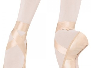 BLOCH A0531 – Double Face Soft Ribbon