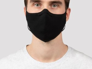 BLOCH B-Safe 3 Pack Adult Lanyard Face Mask A004AP