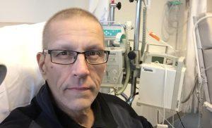 """Jarmo Pellinen järkyttyi: """"Olen saanut väärää syöpähoitoa"""""""