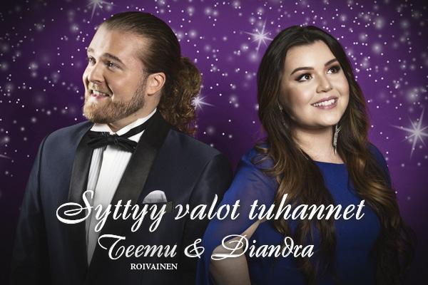 """Joulukonserttikiertueelle lähtevä Teemu Roivainen: """"Pyhitän vain joulun perheelle"""""""