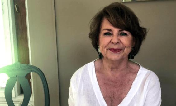"""VIDEO: Pirkko Mannola, 80,  palaa estradeille: """"Paritanssi on hieno laji"""""""