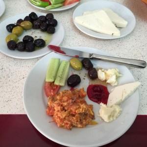 My Turkish breakfast