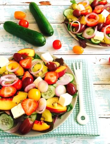Ultimate summer salad 2