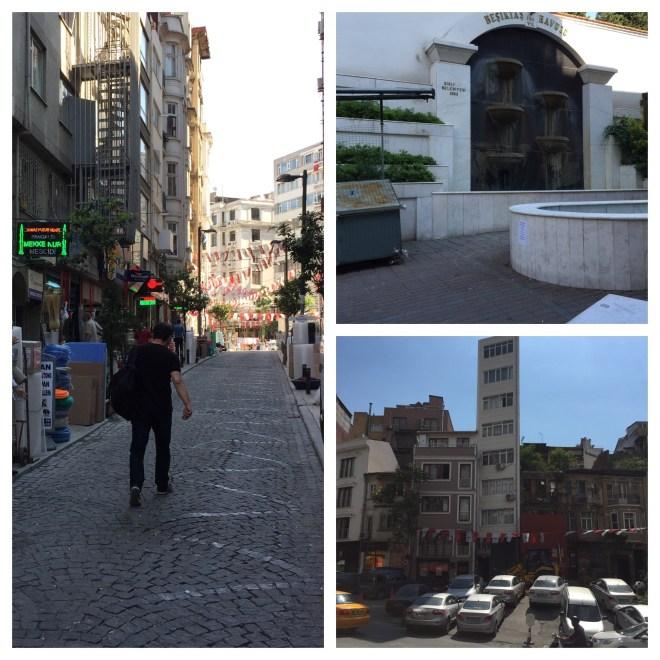 Streets of Kurtuluş
