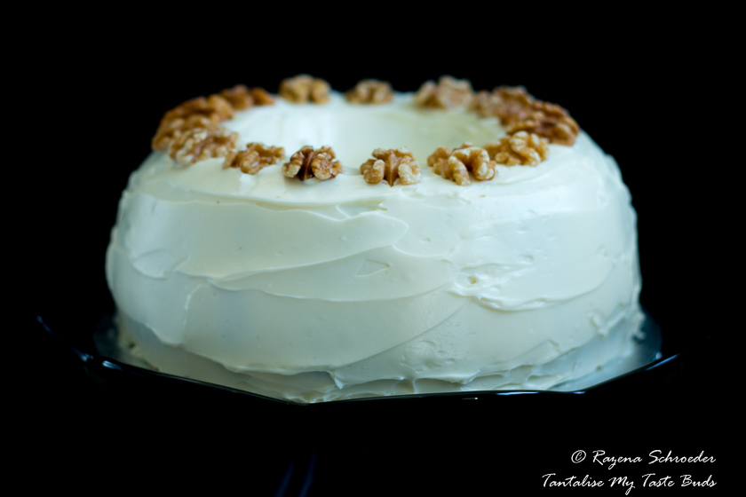 Adaptation For Carrot Cake
