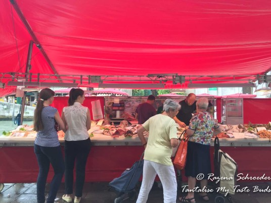 Venice produce markets