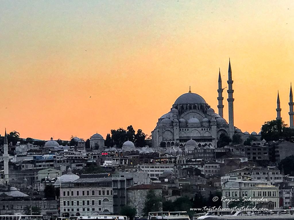 Rustem Pasha Mosque Istanbul