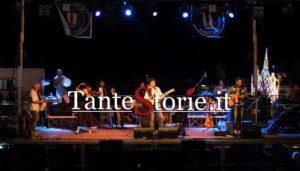 Gli Mbl si esibiscono a San Pietro Infine lo scorso 11 settembre