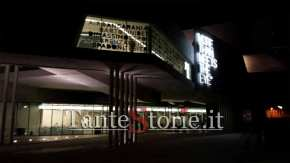 Il museo Maxxi a Roma