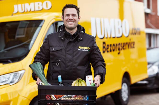 online boodschappen doen bij Jumbo