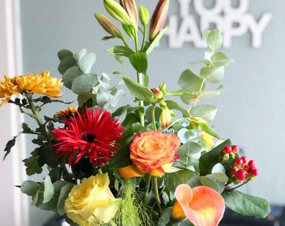 6 redenen om altijd verse bloemen in huis te hebben
