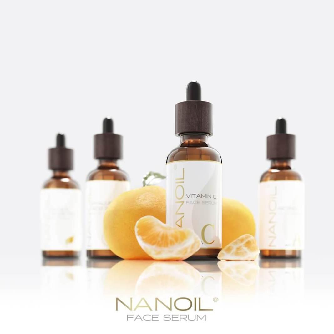 Nanoil Vitamine C Face Serum