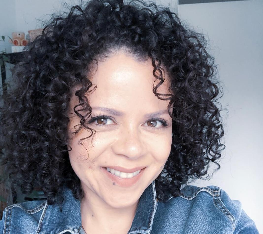 Curly Girl haarroutine in de lente