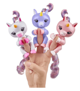 Fingerlings Unicorns zijn de droom van ieder meisje