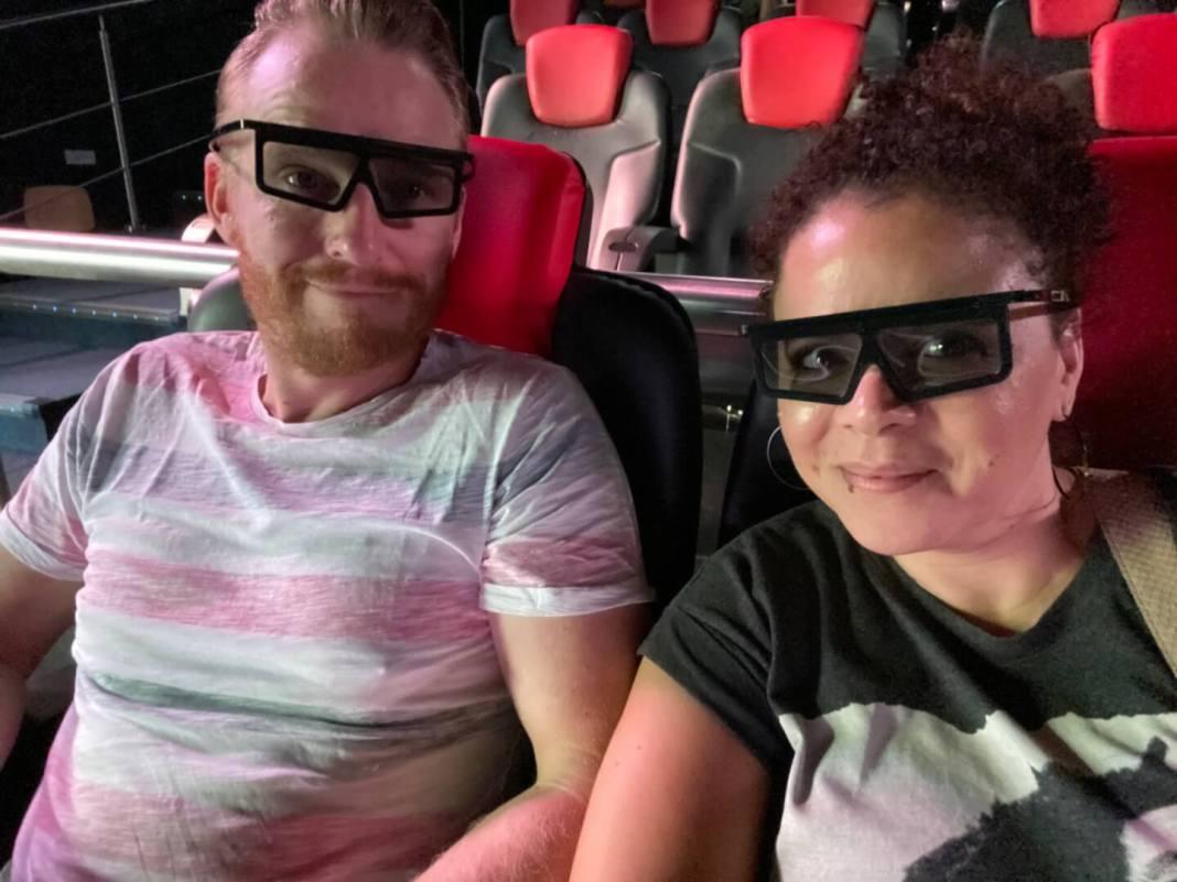 Helpen op school - 5d bioscoop in Drievliet