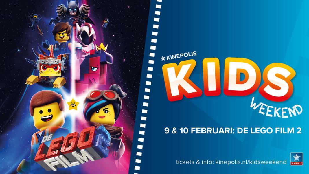 Kinepolis Kids Weekend met De Lego Film 2