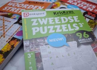 Kris Kras puzzelblokken