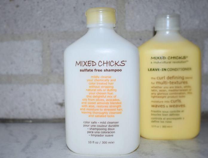 Krullen verzorgen met Mixed Chicks