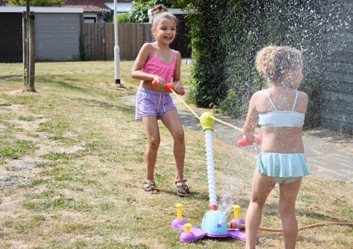 Little Tikes Face Splash zorgt voor veel een hoop lol
