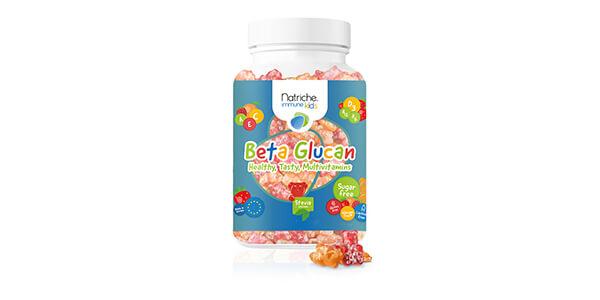 Een betere weerstand voor je kinderen met de gummies van Natriche Immune KIDS