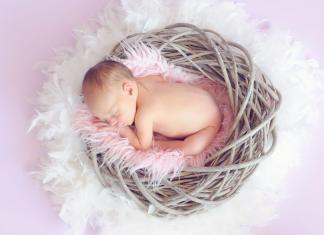 rammelende eierstokken als ik een baby vasthou