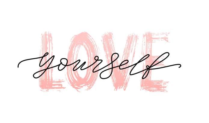 Zelfliefde is niet vanzelfsprekend