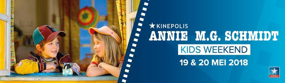 het Annie M.G. Schmidt Kids Weekend