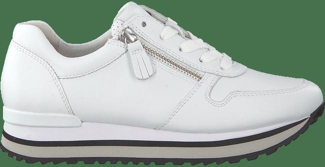 Schoenen die iedere vrouw zou moeten hebben witte sneaker