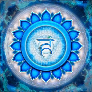 Vishuddha Chakra o el poder encerrado en la palabra
