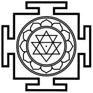 Yantra de Vahnivasini Nitya