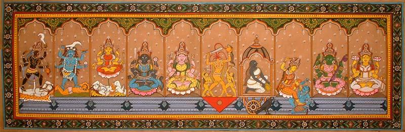 El Poder y Sabiduria Cosmica Bagalamukhi