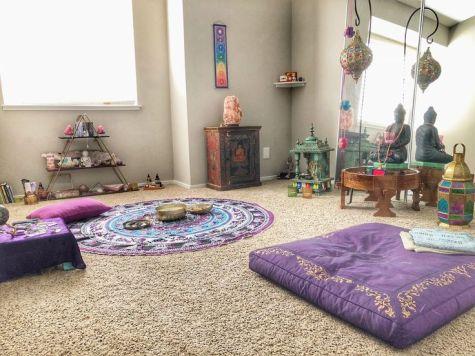 Meditación para Expansión y contracción de la energía: espacio para meditacion