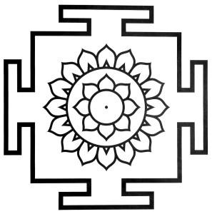 Las 10 Mahavidyas o representaciones de la Devi Dhumavati Mahavidya