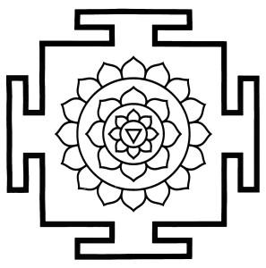 Las 10 Mahavidyas o representaciones de la Devi Matangi Mahavidya
