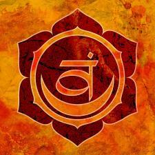 SUKHASANA potencia el chakra Svadhishthana