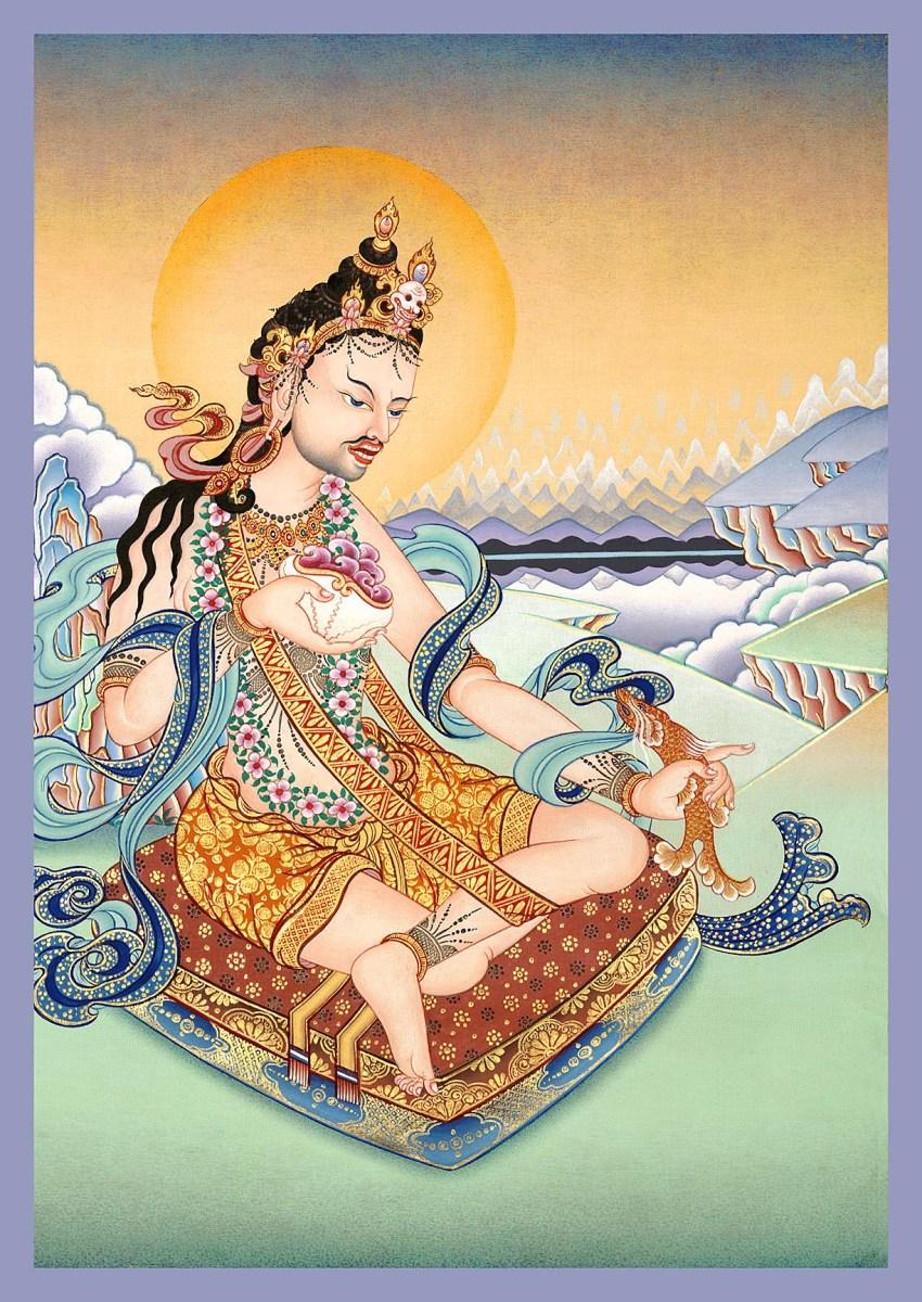Tilopa: El Canto del Mahamudra