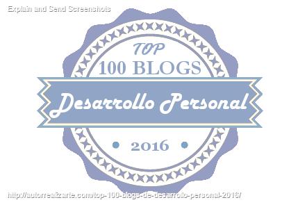 Los 100 mejores blogs de desarrollo personal