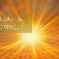 Litha o solsticio de verano. La luz en su máximo apogeo.