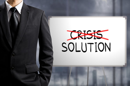 Successful-crisis-management