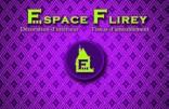 carte de visite Recto Espace Flirey by Captain Tany