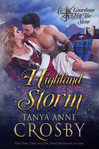 Highland Storm (Guardians of the Stone Book 3)
